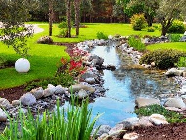 Dise o de jardines parques ticos y terrazas jardines - Diseno jardines madrid ...